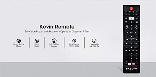 Kevin 102 cm (40 Inches) Full HD LED Smart TV KN40001A (Black) 9