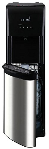 Primo Stainless Steel 1 Spout Self-Sanitizing Bottom Load Hot, Cold and Cool Water Cooler Dispenser