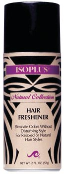 Isoplus Natural Collection Hair Freshener 2 oz. (Pack of 2)