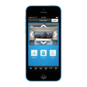 Remotely see and control your INSTEON WiFi Cameras