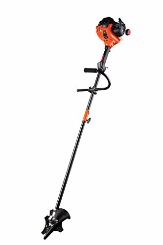 Remington RM2700 Ranchero 27cc 18-Inch Gas Powered Brushcutter and String Trimmer 2-Cycle-Lightweight-Attachment Capable-Straight Shaft