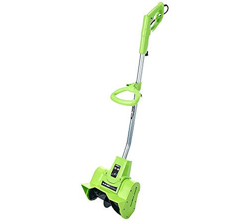 Earthwise Snow Thrower Snow Shovel 9 AMP Corded Electric 10' - Assorted Colors