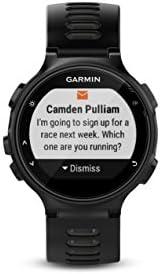 31Y4Li24BKL. AC  - Garmin Forerunner 735XT Reloj multideporte Gris/Negro #Amazon