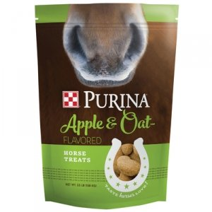 Purina Apple and Oat Flavored Horse Treats, 15 Pound Bag 6