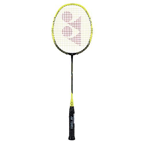 Yonex Nanoray Speed 3U-G4 Badminton Racquet (Flah Yellow)