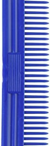 Decker GC83 Mane and Tail Comb for Horses, 9-Inch 15