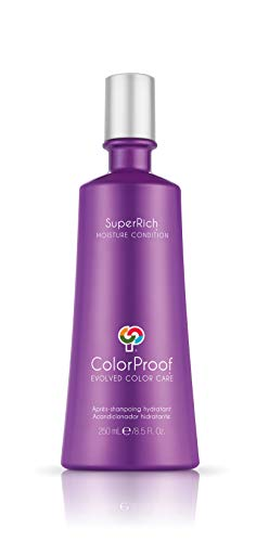 ColorProof Evolved Color Care SuperRich Moisture Conditioner, 8.5 Fl Oz