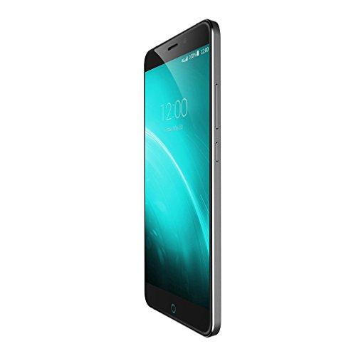 UMI SUPER ,YKS ,4GB RAM ,32GB ROM ,Unlocked Cellphone , 5.5 inch Fingerprint ,Android 6.0, Helio P10 (MTK6755) ,5MP+13MP, Smartphone (Grey)