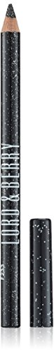 31ZmcsNUURL Black pencil is infused with macro paillettes for a luminous finish Richly charged with pigments to provide bold color for optimal eye definition Perfectly adheres to the eye area
