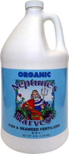 Neptune's Harvest Fish & Seaweed Blend Fertilizer 2-3-1 9lbs - FS191