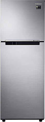 Samsung 253 L 1 Star Frost Free Double Door Refrigerator(RT28M3022S8, Elegant Inox, Inverter Compressor) 122