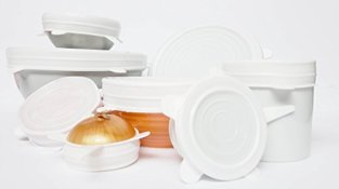 Silicone-Lids-8-Pack-Stretchable-Reusable-Food-Cover-Dishwasher-and-Freezer-Safe-Preserve-Food-White
