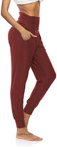 DIBAOLONG Womens Yoga Sweatpants Loose Workout Joggers Pants Comfy Lounge Pants with Pockets 1