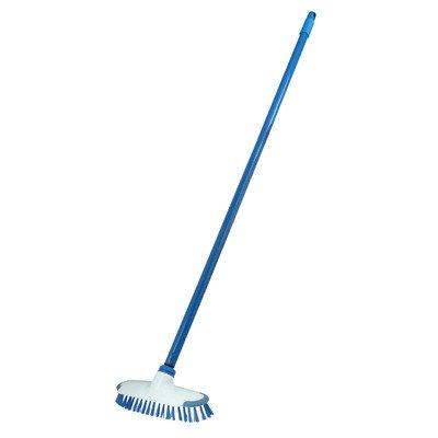 Superio 187 Deck Scrub Brush Blue/White