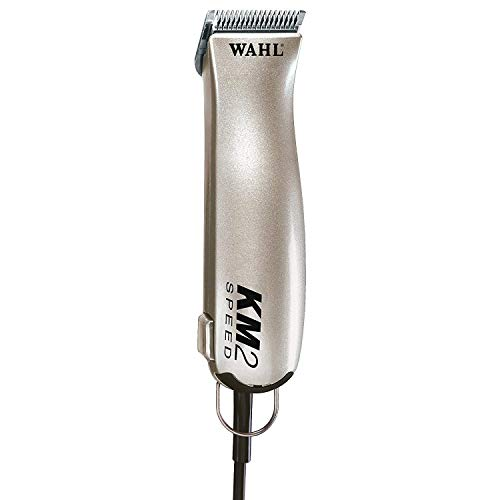 Wahl Professional Animal KM2 Deluxe Dog Pet Clipper Kit #9757-1001