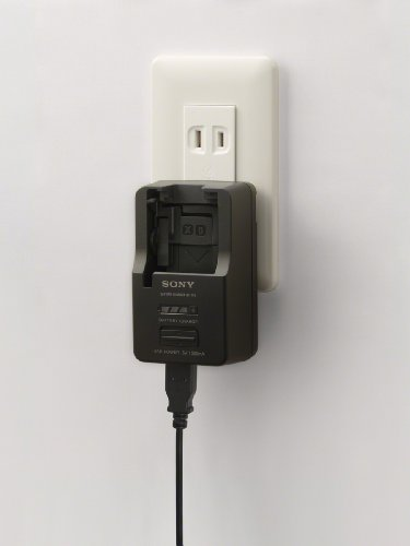 Sony-BCTRX-Battery-Charger-for-XGNDTR-and-K-Series-Batteries-Black