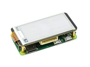 Ingcool-213inch-E-Ink-Display-HAT-V2-250x122-Resolution-Black-White-Two-Color-e-Paper-Screen-eink-Compatible-with-Raspberry-Pi-4B-3B-3B-Zero-Zero-WJetson-NanoSPI-Interface