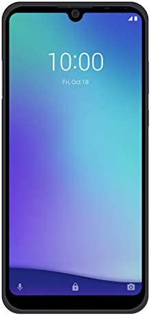 ZTE Blade A5 2020 (32GB, 2GB) 6.09″ HD Edge to Edge Display, 3200mAh Battery, Dual SIM GSM Unlocked US 4G LTE (T-Mobile, AT&T, Metro, Straight Talk) International Model (Black)
