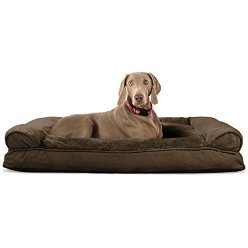 FurHaven Sofa-Style Couch Pet Bed
