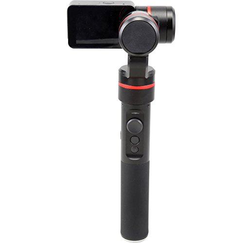 Feiyu Summon Plus 3-Axis Handheld Gimbal with 4K Camera and Bonus Free Splat Flexible Tripod!