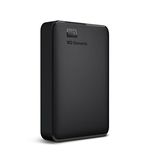 31critqz4NL - WD 4TB Elements Portable External Hard Drive - USB 3.0