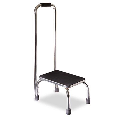 DMI Step Stool with Handle for Adults and Seniors