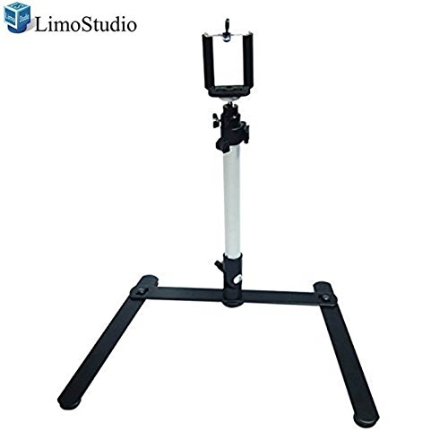 Limostudio 17″ Mini Tripod Table Top Travel Camera Camcorder Travel Tripod For Digital Cameras & Camcorders
