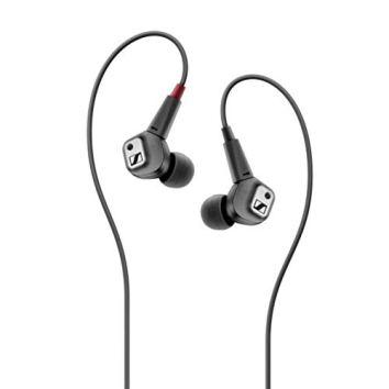 Sennheiser Consumer Audio IE 80 S Adjustable Bass Earbud Headphone