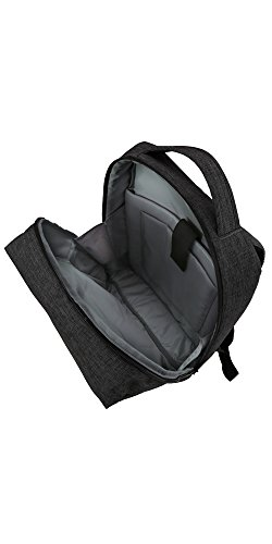 31dAgtUk0IL - WAABI-SAABI Polyester Grey Laptop Backpack