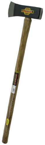 Seymour SM-6 6-Pound Sledge Eye Splitting Maul 36-Inch Hickory Handle