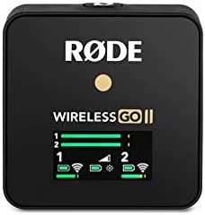 Rode Microphones Wireless GO II Dual Channel Wireless Microphone System 15