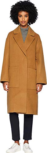 61kvT03 ilL Vince Apparel Womens Size Chart   Keep it cozy and elegant wearing the Vince® Patch Pocket Car Coat.