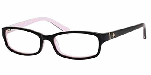 Kate Spade Narcisa Eyeglasses-0W70 Black Pink -51mm