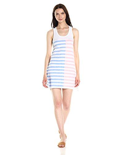 31eGPklQ7gL Tank dress Striped tank dress