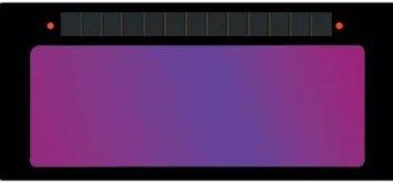 ArcOne S240-10 Horizontal Single Auto-Darkening Filter for Welding