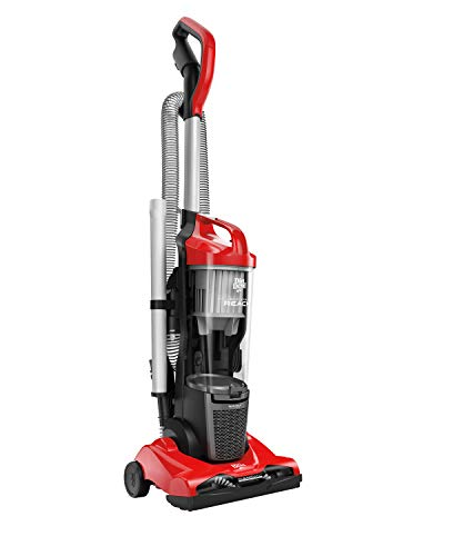 Dirt Devil Endura Reach Upright Vacuum Cleaner, with No Loss of Suction, UD20124, Red