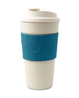 Cool Gear 15oz. Eco2 Go Mug with Assorted Color Band