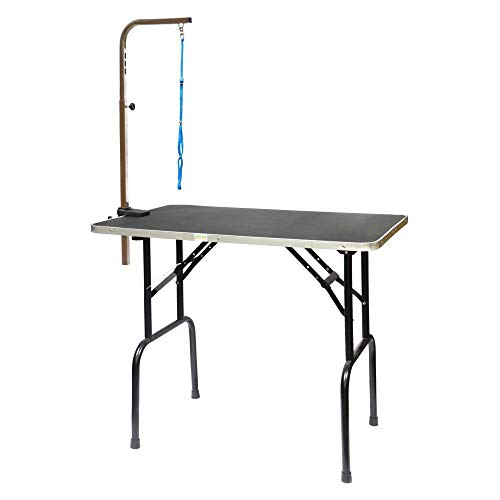 Go-Pet-Club-Pet-Dog-Grooming-Table-with-Arm-30-Inch