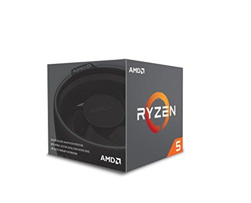 AMD Ryzen 5 2600 Processor with Wraith...