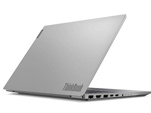 Lenovo ThinkBook 14 Intel Core i5 10th Gen 14-inch Full HD Thin and Light Laptop (8GB RAM/ 1TB HDD/ Windows 10 Home with Lifetime Validity/ Mineral Gray/ 1.49 kg), 20RV00DDIH 4