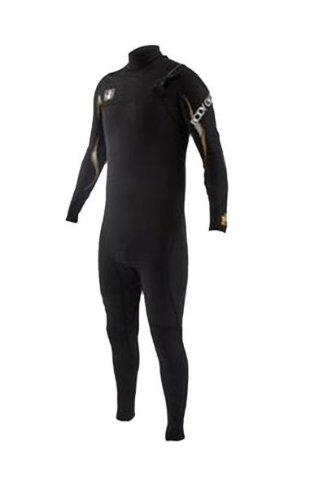 Body Glove Men's 3/2mm Vapor Slant Zip Fullsuit Wetsuit