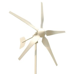 Tumo-Int 1000 Watts 5 Blades Wind Turbine Generator Kit with MPPT Controller