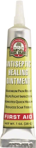 Brave Soldier Antiseptic Quick Healing Ointment