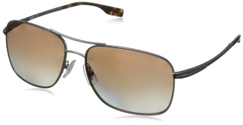 31fKC8cV2LL Aviator-inspired sunglasses with metal top bar and adjustable nose pads Case included