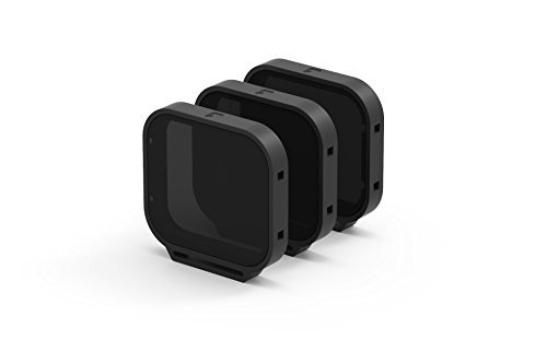 Polar Pro Filters H5B-1015 Cinematic PolarPro Venture Filter 3-Pack for GoPro Hero5, Black