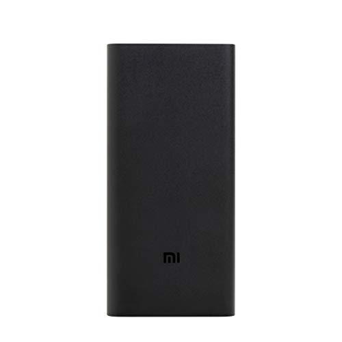 31fgiauy3iL - Mi 20000mAH Li-Polymer Power Bank 2i (Sandstone Black) with 18W Fast Charging