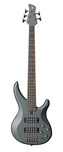 Yamaha 5-String Bass Guitar Right Handed, Mist Green 5-String TRBX305 MGR