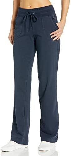 Danskin Women's Drawcord Athletic Pant 1