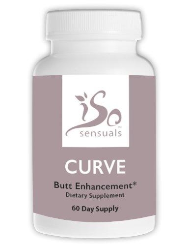 IsoSensuals CURVE | Butt Enhancement Pills (60 Day Supply)