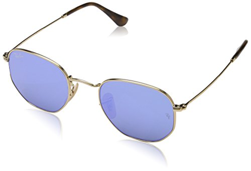 31gQVZF%2BtwL Case included Lenses are prescription ready (rx-able) Edgy new variation on iconic round shape unique flat flash lenses fine metal profiles and temples.